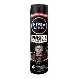 Desodorante Nivea Men Invisible For Black & White 48h 150 mL