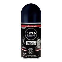 Desodorante Nivea Men Invisible For Black & White Roll-on 48h