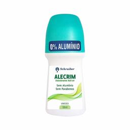 Desodorante Rollon Alecrim Schraiber 50 mL