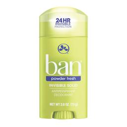 Desodorante Sólido Ban Powder Fresh 73 g