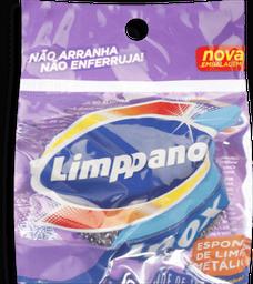 Esponja De Aço Inox Limppano