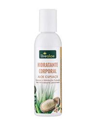 Hidratante Livealoe Aloe/Cupuacu 200 mL