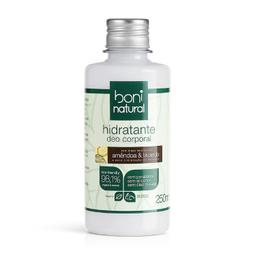 Hidratante Desodorante Corporal Boni Natural Amêndoa E Lavanda