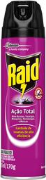 Inseticida Aerosol Raid Acao Total 285 mL