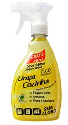 Limpa Cozinha Gat Ecosolution 500 mL