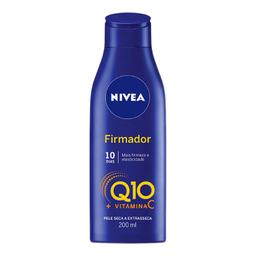 Loção Nivea Firmador Q10 Vitamina Pele Seca Extrasseca 200 mL