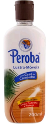 Lustra Moveis PEROBA Cera De Carnauba