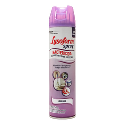 Lysoform Spray Lavanda 360 mL