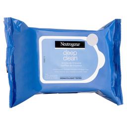 Neutrogena Deep Clean Lenço de Limpeza Facial e Demaquilante