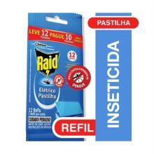 Raid Protector Refil 12 Noites Com 12 Und
