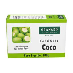 Sabonete Granado Coco com 100 g