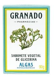 Sabonete Granado Glicerina E Algas 90 g