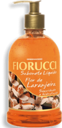 Sabonete Líquido Fiorucci Flor De Laranjeira 500 mL