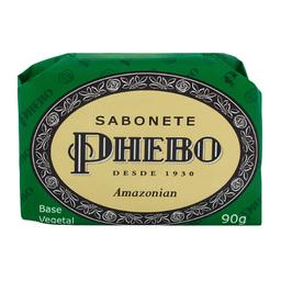 Sabonete Phebo Amazonian com 90 g