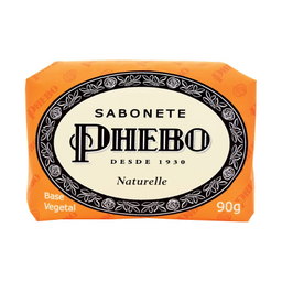 Sabonete Phebo Naturelle com 90 g