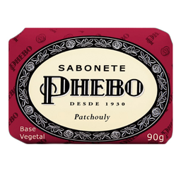 Sabonete Phebo Patchouly 90 g