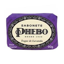 Sabonete Phebo Toque de Lavanda com 90 g