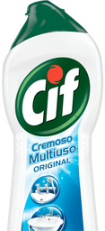 Saponáceo Cremoso Cif 500 mL