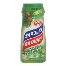 Saponáceo Em Pó Sapólio Radium Pinho 300 g
