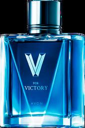 Avon V for Victory Eau de Parfum Masculino