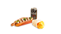 Combo Hot Pork + Refrigerante