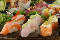Combinado Sushi Kiichi - 18 Peças