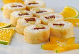 Sweet Hot Roll Banana