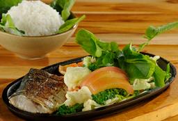 Teppanyaki Filé de Anchovas