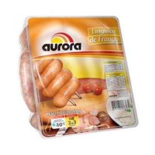 Linguiça de Frango Aurora 800 g