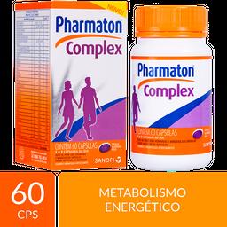 Pharmaton Complex Caps Gel Com 60