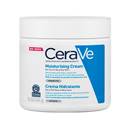 Creme Hidratante CeraVe para Pele Seca e Extra Seca