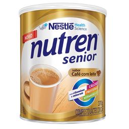Suplemento Alimentar Nutren Senior Café Com Leite 370 g