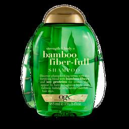 Shampoo Ogx Bamboo Fiber 385 mL