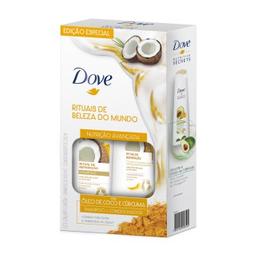 Kit Shampoo + Condicionador Dove Ritual De Reparação