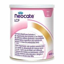 Fórmula Infantil Neocate Lcp Pó 400 g