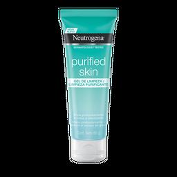 Gel Neutrogena Limpeza Purifeid Skin 80 g