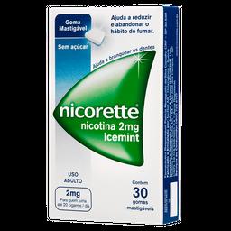 Nicorette Icemint 2Mg 30Un