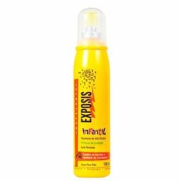 Repelente Exposis Infantil Sem Perfume Spray 100 mL