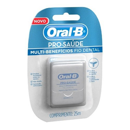 Fio Dental Oral B Pro-Saúde 25M