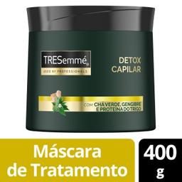 Creme De Tratamento Tresemmé Detox Capilar 400 g