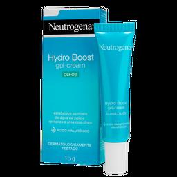 Gel Creme Hidratante Para Olhos Neutrogena Hydro Boost 15 g
