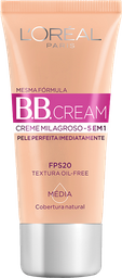Bb Cream LOréal Paris Dermo Expertise Base Média 30Ml