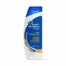 Shampoo Anticaspa Head&Shoulders Men Proteção C Queda 200 mL