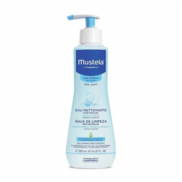 Physiobebe Fluido De Limpeza Sem Enxague Mustela 300 mL