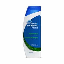 Shampoo Head&Shoulders Anti-Caspa Menthol Refrescante 200ml