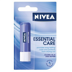 Protetor Labial Nivea Lip Care Essential 4,9 g