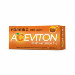 Vitamina C Aceviton 1 g 10 Und