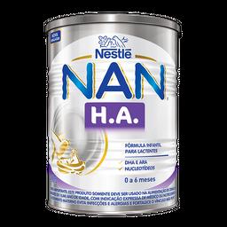 Fórmula infantil NAN HA 400g