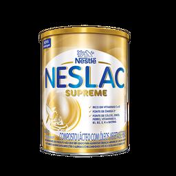 Composto lácteo NESLAC Supreme 800 gramas