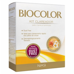 Kit Descolorante com Quitosan Biocolor 20 g
